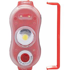 Helly Hansen Solas Emergency Light, rojo